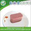 canned beef meat factory, minced beef