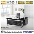Pt-d0507 móveis para escritório mesa de componentes de escritório mesa de altura ajustável