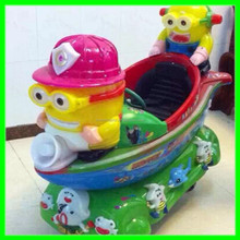 [Wonderful rides!!!]Newest design amusement park children game Coin Operated animal Kiddie Ride for sale with CE