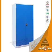 High Gloss Durable Epoxy Powder Finish Metal Storage Locker for Bedroom