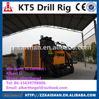 China supplier machine manufacturers kaishan KT5 hydraulic core drilling machine with power tools