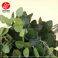 140170 Super quality china online selling stylish artificial eucalyptus leaves plant