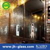 wall mounted interactive magic mirror glass TV