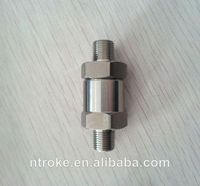 high quality high pressure 316 stainless steel 8mm check valve from china manufacturer