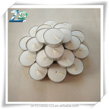 unscented tealight candles wholesale/tea candle/tealight candles 100% pure palm stearic wax