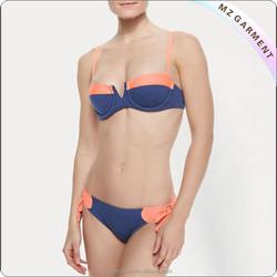 2015 hot sexy new factory custom wholesale women super mini bikini