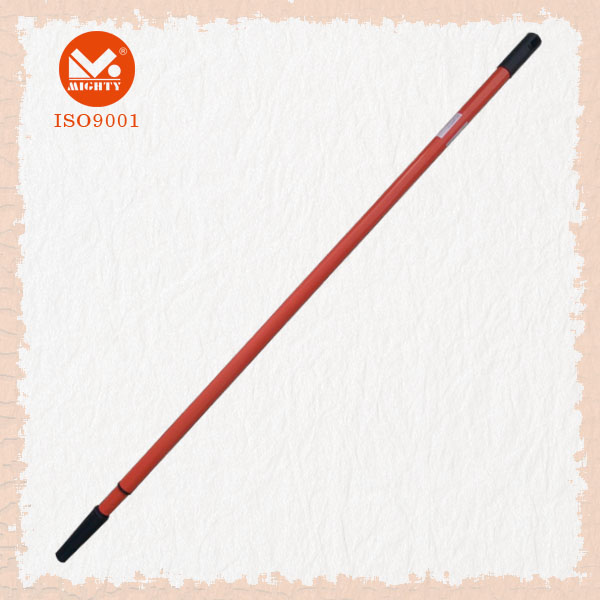 2M 2 Section Steel Telescopic Extension Pole With Outer Lock