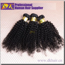 "New style long length top quality 6A hair product unprocessed hair 10""-30""wholesale kinky curly virgin malaysian hair"