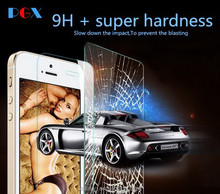 best selling full cover 0.2mm Tempered Glass Screen Protector For Iphone 5