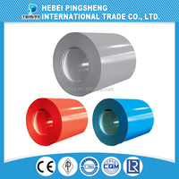 cheap price High quality ppgi coils price/ ppgi for corrugated sheet/ Grade CCGC steel coils