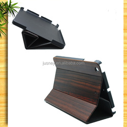for ipad 6 case/natural bamboo wood cases for ipad /case for ipad air