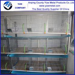 China factory wholesale build aluminum rabbit cage in kenya farm