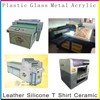 flatbed inkjet all types of industrial printer