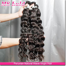 nice no shedding cheapest price human hair pony tails