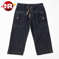 Wholesale New Fashion Boy Jeans Pant Design Straight Kids Denim Jeans model boy