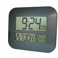 Hot gift selling digital round wall clock