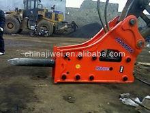 Martillo rompedor hidráulico para excavadoras