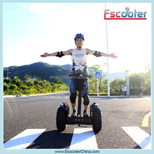New products two wheels automatic electric scotter with leg control