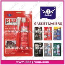 All Range Silicone RTV Gasket Adhesive Sealant Manufacture(TUV,REACH,SGS)