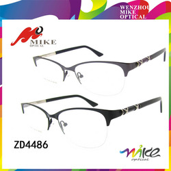 optical frames manufacturers in chian silicone glasses nose pads china supplier