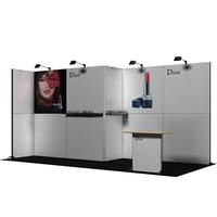 Aluminum modular Exhibition Stand