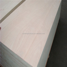 pencil cedar face , poplar core,high quality commercial plywood