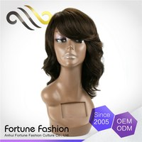 Custom Tag Professional Factory Supply Natural Curly Full Lace Human Hair Kinky Straight Wig