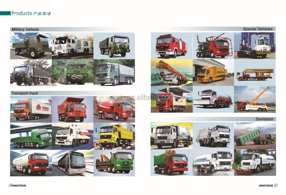 HOWO 10x6 Dump Truck China Automobile Van