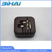 Original for Xiaomi Gold Headphone Piston 2 Earphone