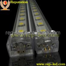 High brightness NEW style smd 8520 led rigid strip 72pcs leds 12mm width,high quality amber led light bar