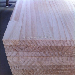 AA grade solid wood finger joint board for furniture