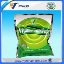 la vitamina de ácido amino