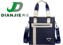 New hot product fashion business bag small square bag leather handbags for men