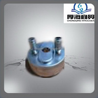Economic new arrival oil cooler for 8-97288903-0 with high quality also supply truck oil cooler cap