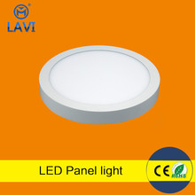 High lightness led panel light surface panel light18w round and square sharp
