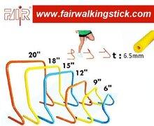 Plastic Speed Training hurdle