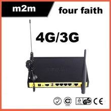F3836 4G LTE broadband wireless VPN Industrial Router VPN 2G 3G 4G