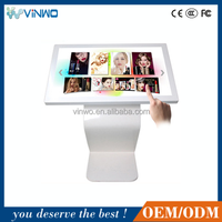 42'' Touch Screen Kiosk Totem LCD Interactive Table