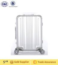 trolley luggage, Alum trolley suitcase