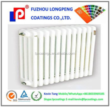 Russian radiator Epoxy powder coating