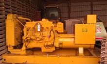 Caterpillar 3406C Diesel Generating Set(used 1996 years,1377 hours running time)