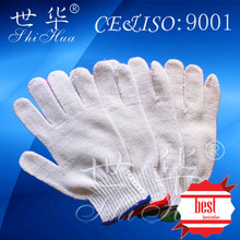safety products cotton gloves falconry gloves