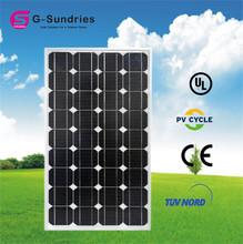 Professional design plus tolerance solar panels 160w