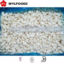 high quality frozen IQF china Garlic clove price