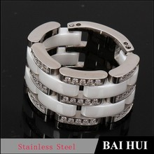 Fashion Latest Stainless Steel Wedding Ring Designs/Wholesale Mens/Womens Stainless Steel Wedding Ring