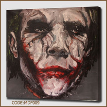 2015New product modern abstract human figure oil painting