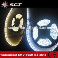 best price DC12V 60leds/m flexible led strip (SCT-F-12)