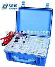 Portable Single Phase Energy Meter Test Device at work site