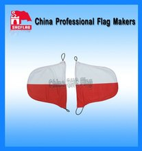 Latest Style 2012 Olympic Car Wing Mirror Cover Flags