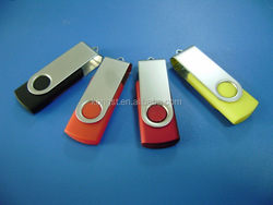 wholesale swivel usb flash drive, twister usb pen drive, most popular usb